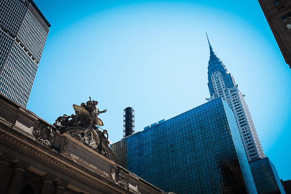 """Iconic Buildings"" New York City, 2018"