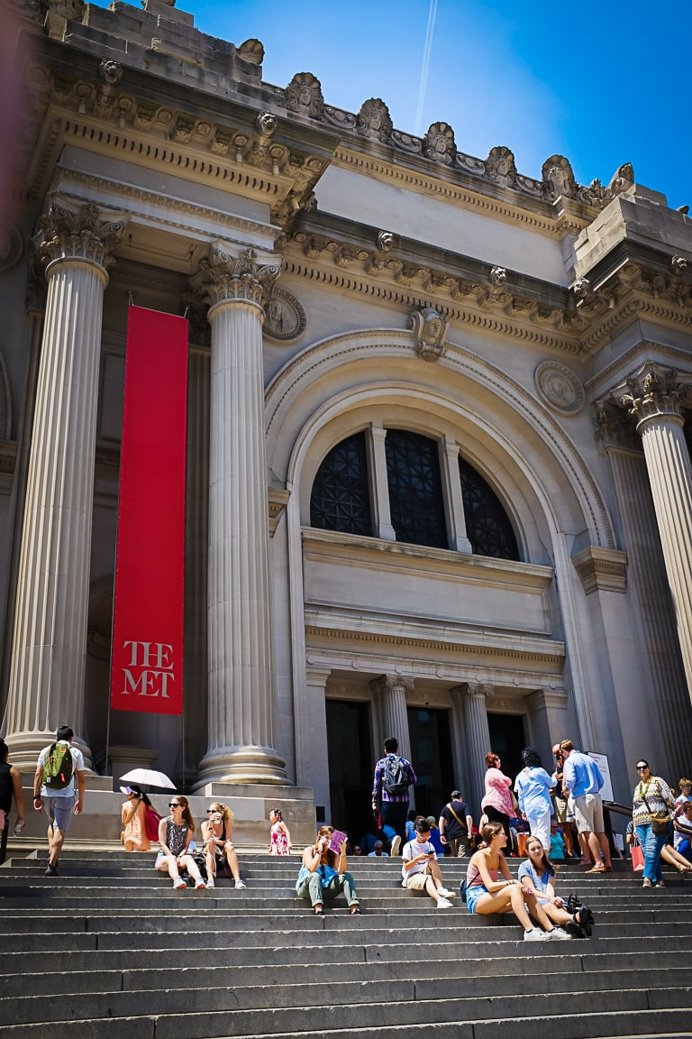 """The Met"" New York City, 2018"