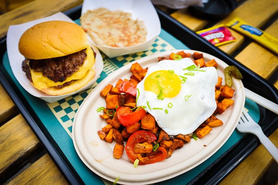 """Breakfast"" Harlem, New York City, 2018"