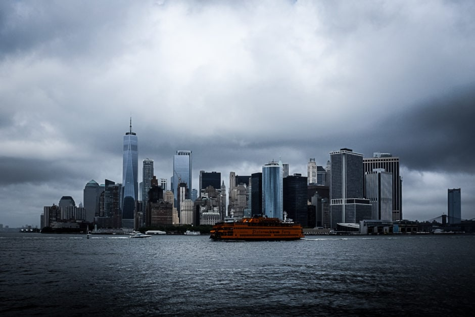 """Lower Manhattan"" New York City, 2018"
