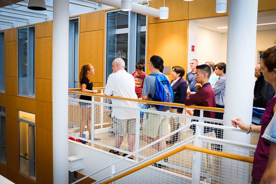 """Campus Tour"" Cornell University, Ithaca, 2018"