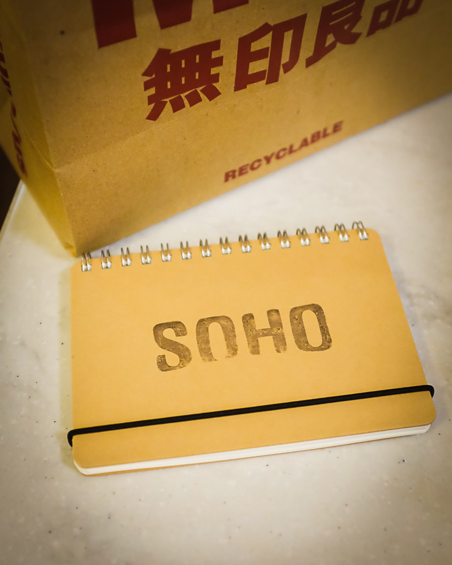"""SoHo Stamped"" New York City, 2018"