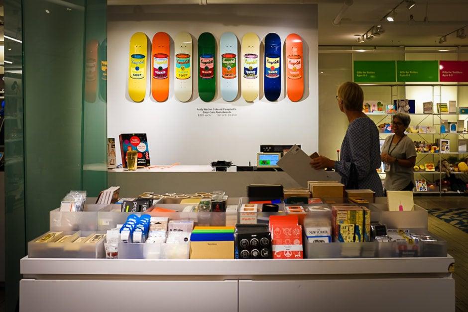 """Warhol Skateboards"" New York City, 2018"