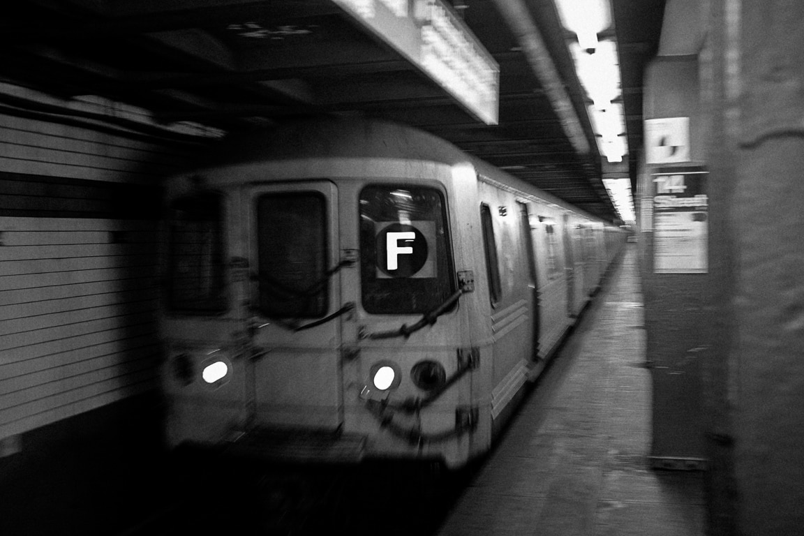 """The F"" New York City, 2018"