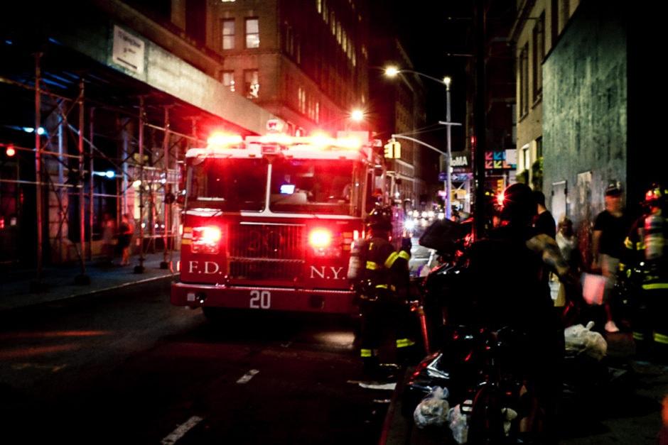 """FDNY"" New York City, 2018"