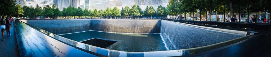 """Reflecting Pool"" New York City, 2018"