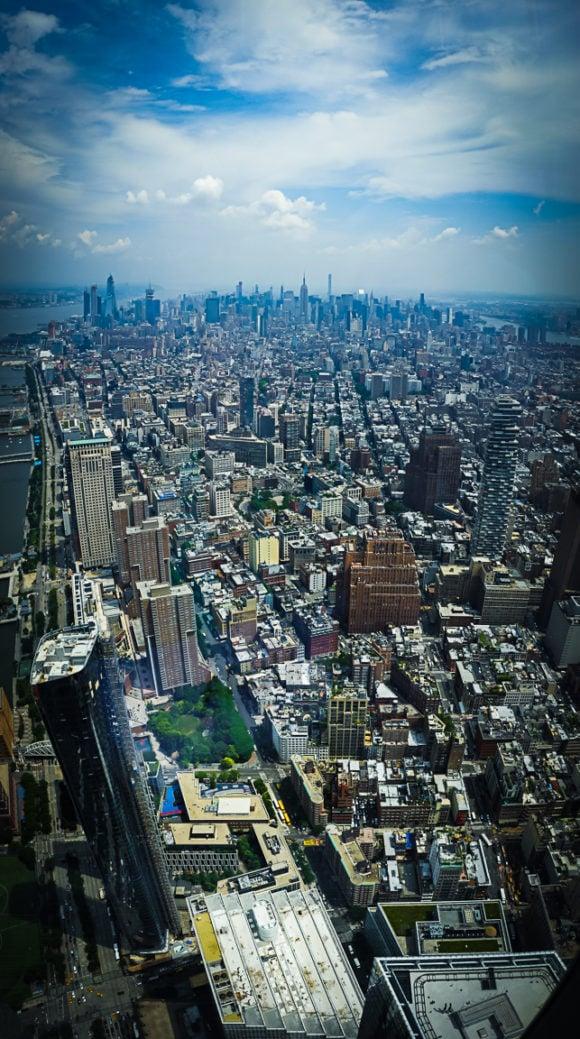"""The City"" New York City, 2018"