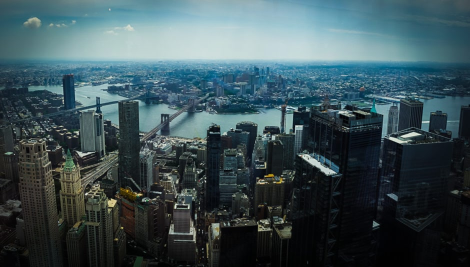 """Towards Brooklyn"" New York City, 2018"