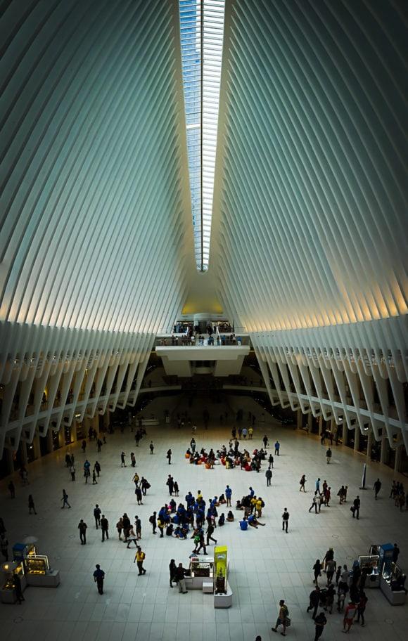 """Oculus"" New York City, 2018"