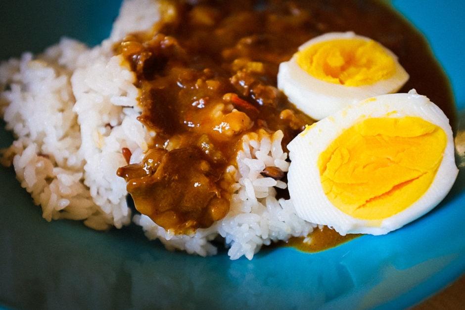 """""""Curry and Eggs"""" Cedar Park, 2018"""