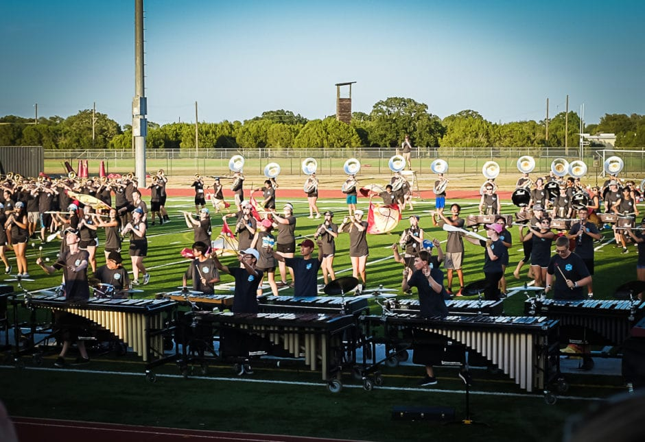 """First Band Performance"" Cedar Park, 2018"