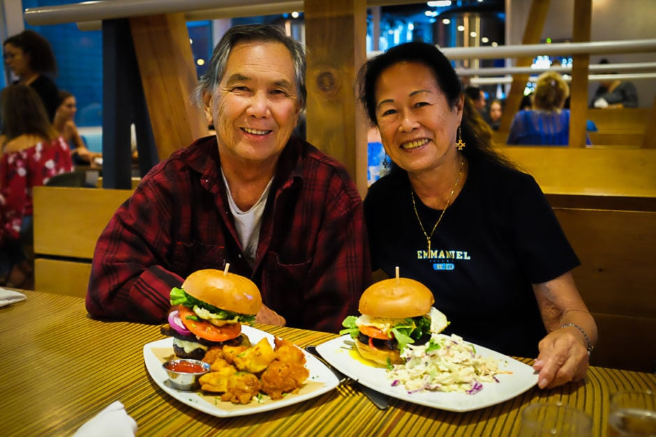 """""""Burger Time"""" Redondo Beach, 2018"""