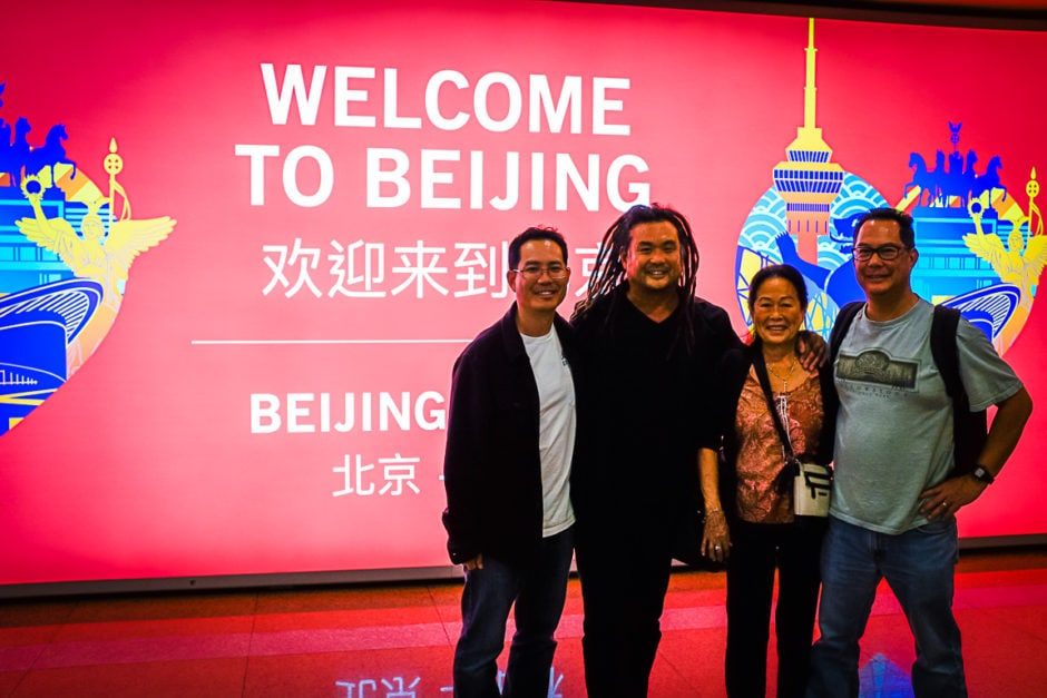 """""""Welcome to Beijing"""" Beijing, 2018"""