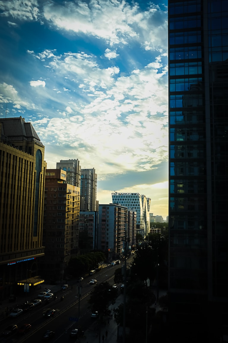"""From the Hotel"" Beijing, 2018"