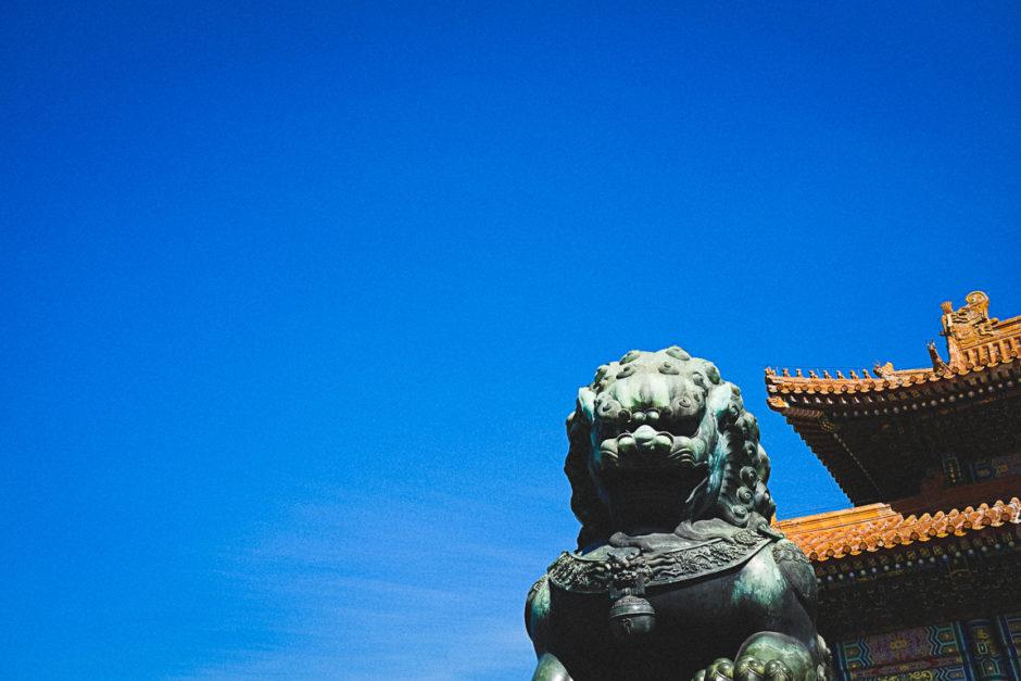 """""""Lion"""" Beijing, 2018"""