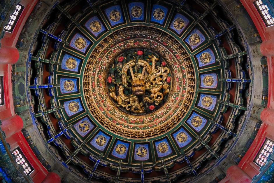 """""""Ceiling"""" Beijing, 2018"""