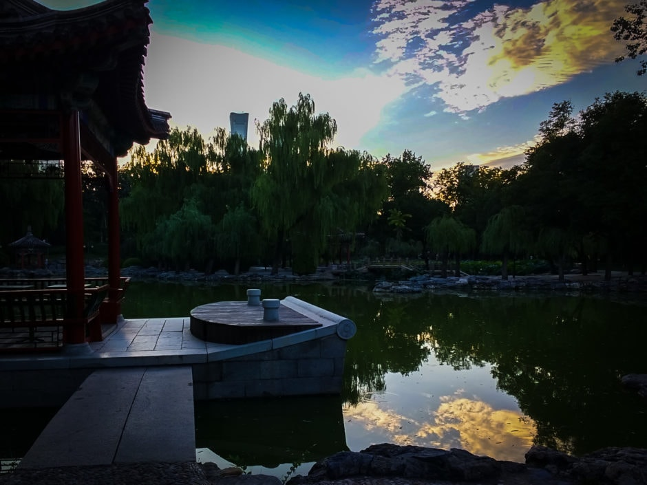 """Temple of the Sun"" Beijing, 2018"