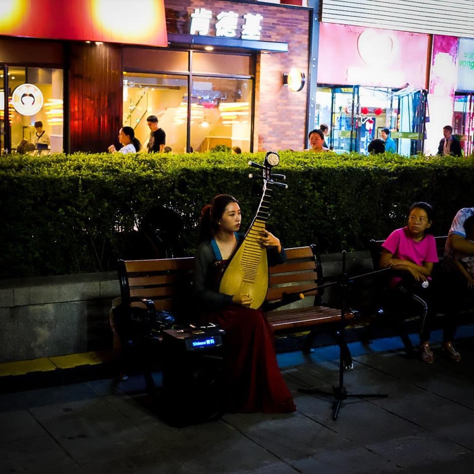 """""""Lute"""" Xi'an, 2018"""