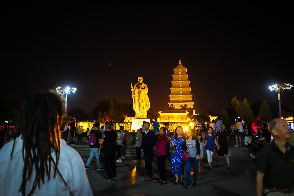 """Pagoda"" Xi'an, 2018"