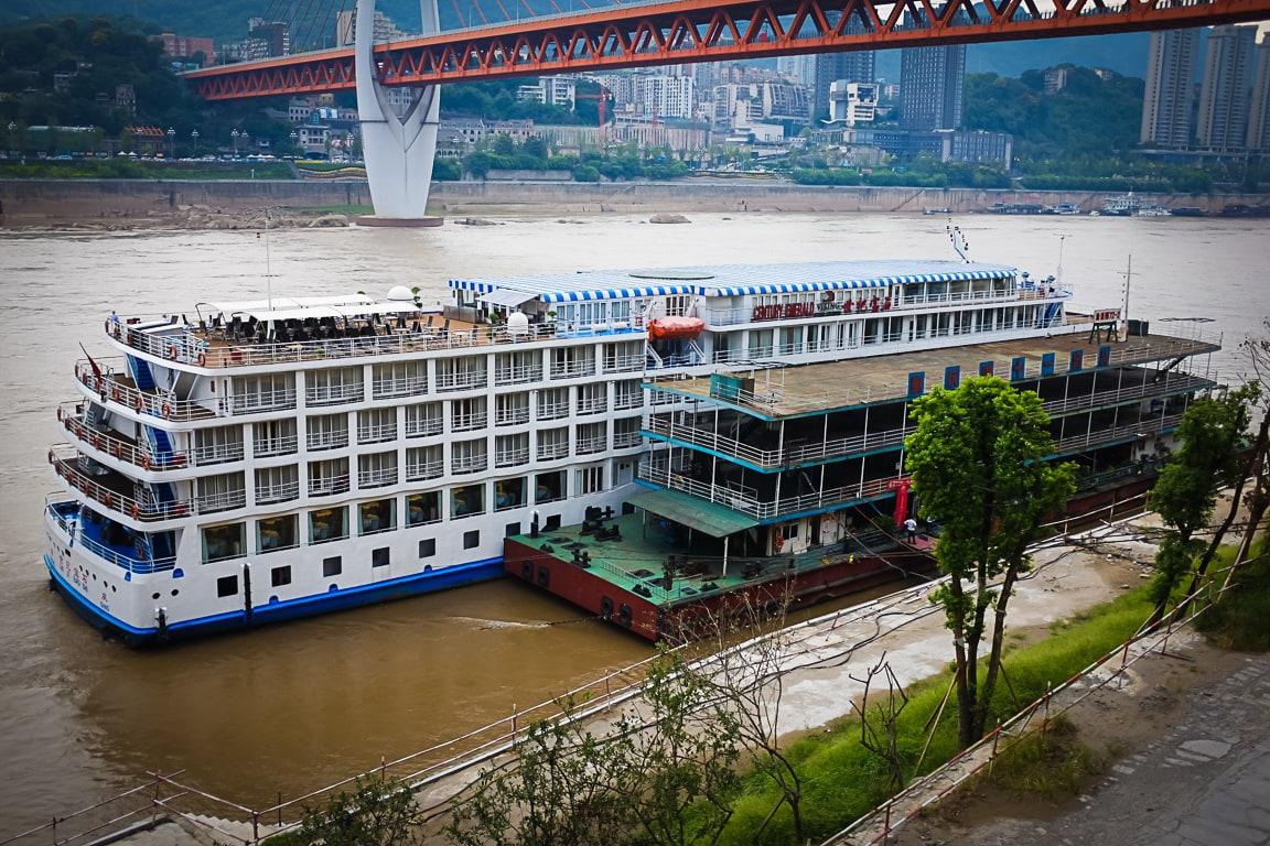 """""""The Ship"""" Chongquin, 2018"""