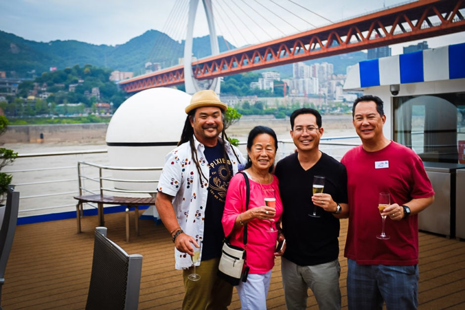 """Champagne Toast"" Chongquin, 2018"