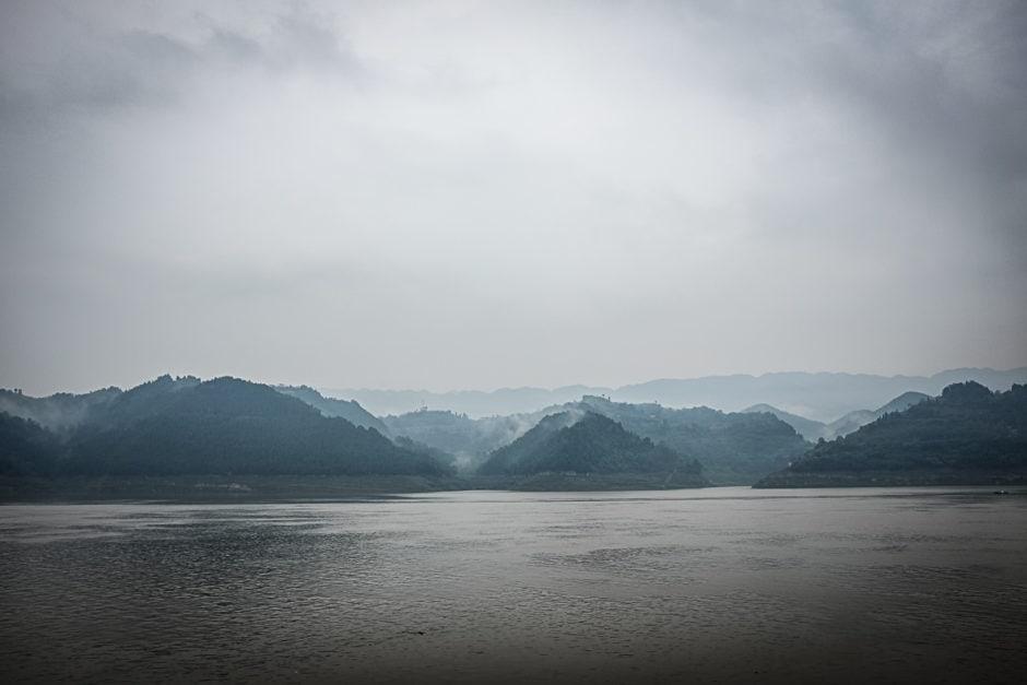 """""""Shore"""" Yangtze, 2018"""