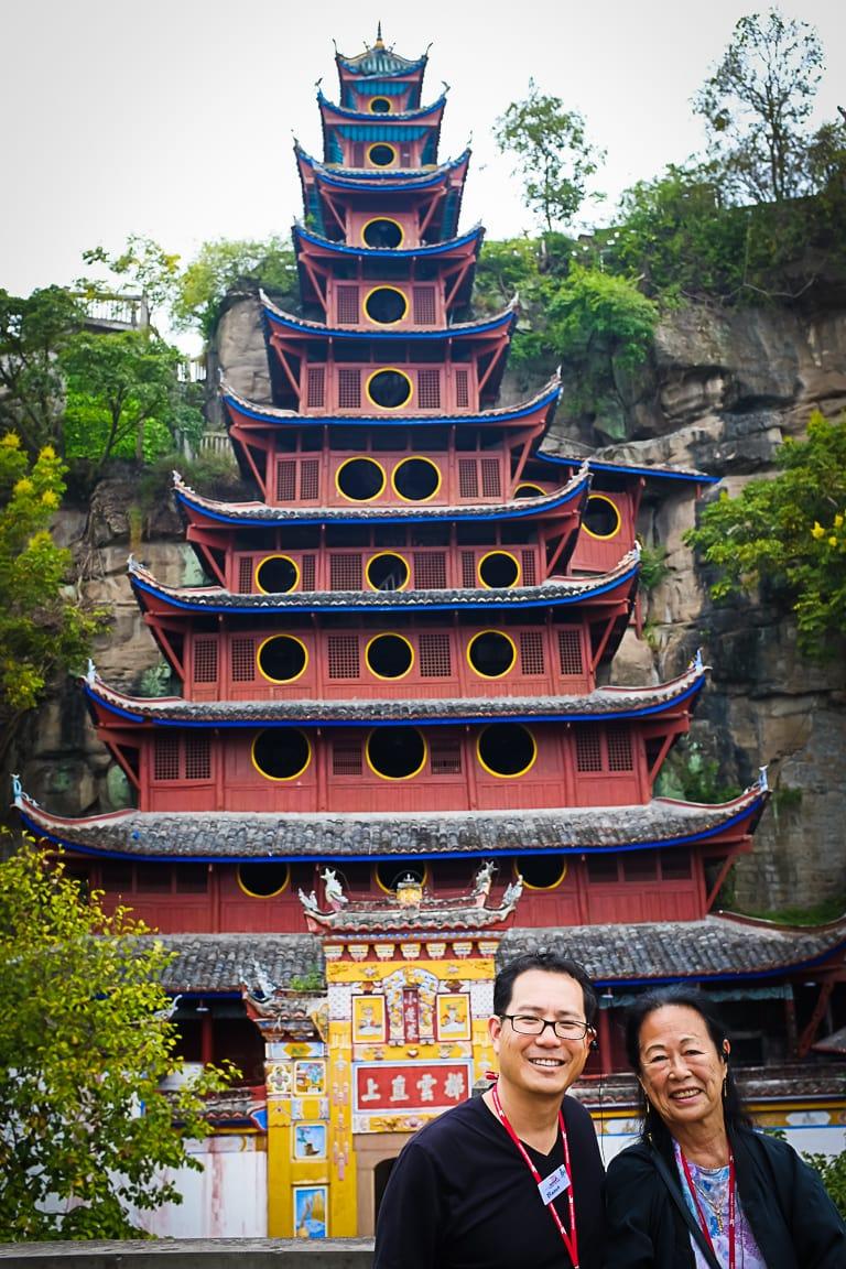 """""""Pagoda"""" Shibaozhai, 2018"""