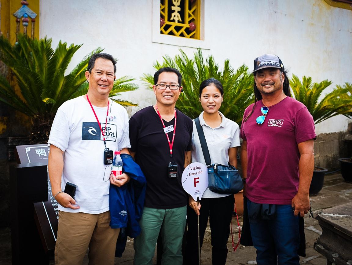 """Local Tour Guide"" Shibaozhai, 2018"