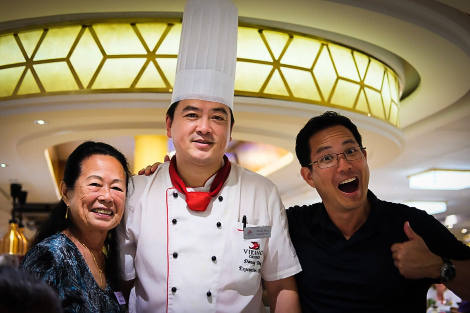 """With the Chef"" China, 2018"