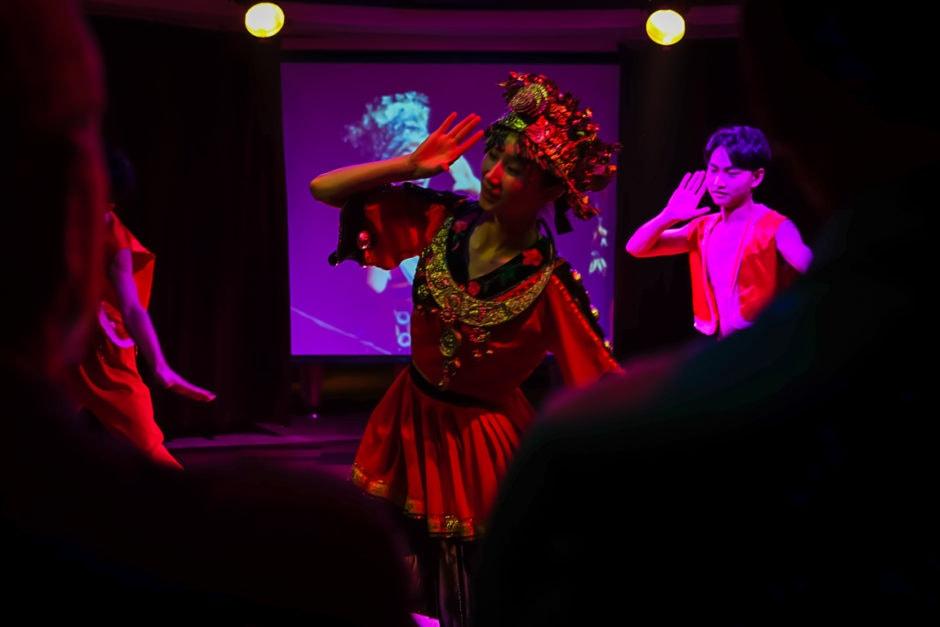 """""""Ethnic Costume Show"""" Yangtze, 2018"""