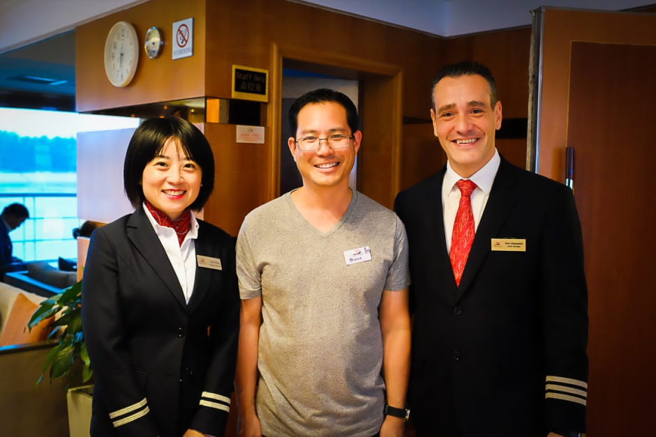 """""""Angie and Enrico In Charge"""" Yangtze, 2018"""