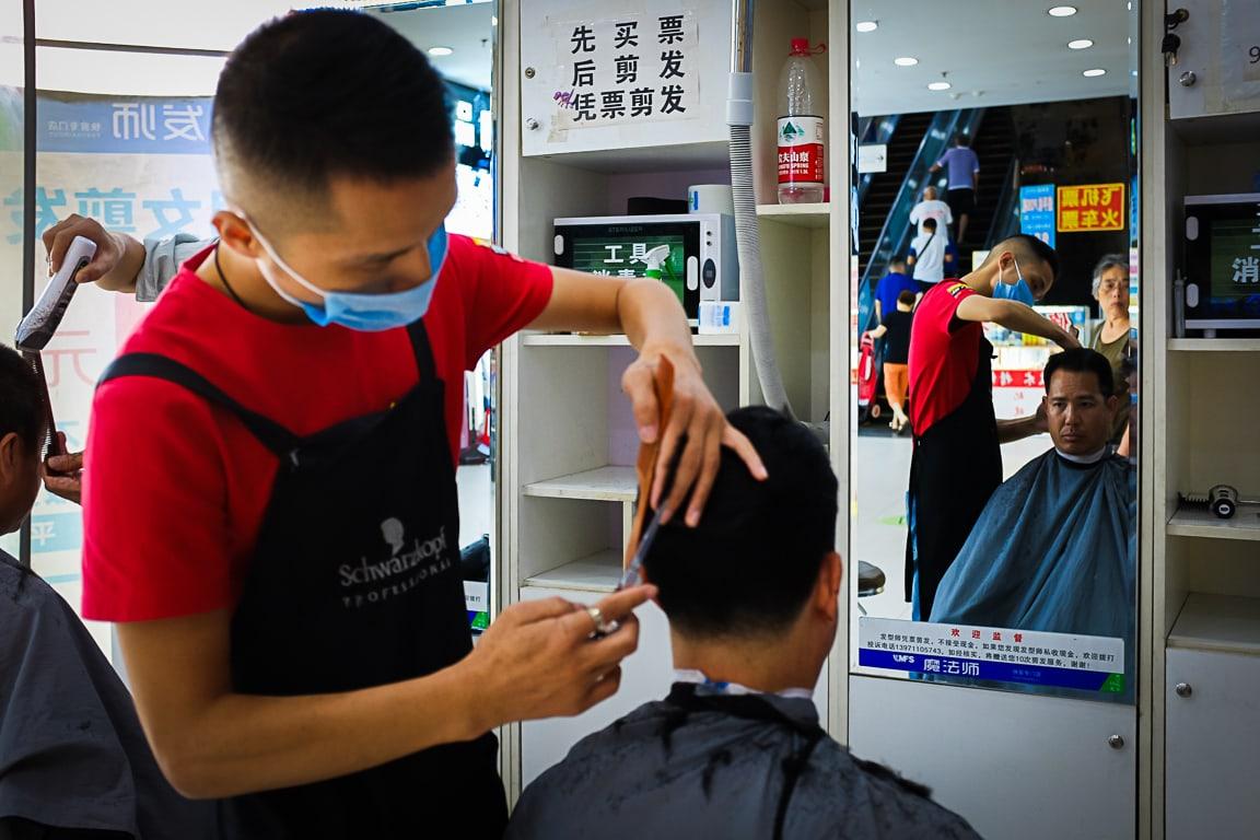 """""""Fast Cut"""" Wuhan, 2018"""