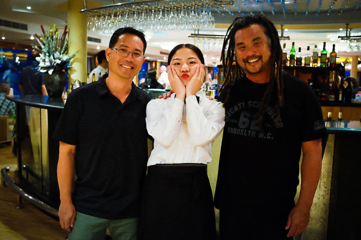 """Bartender Una"" Yangtze, 2018"