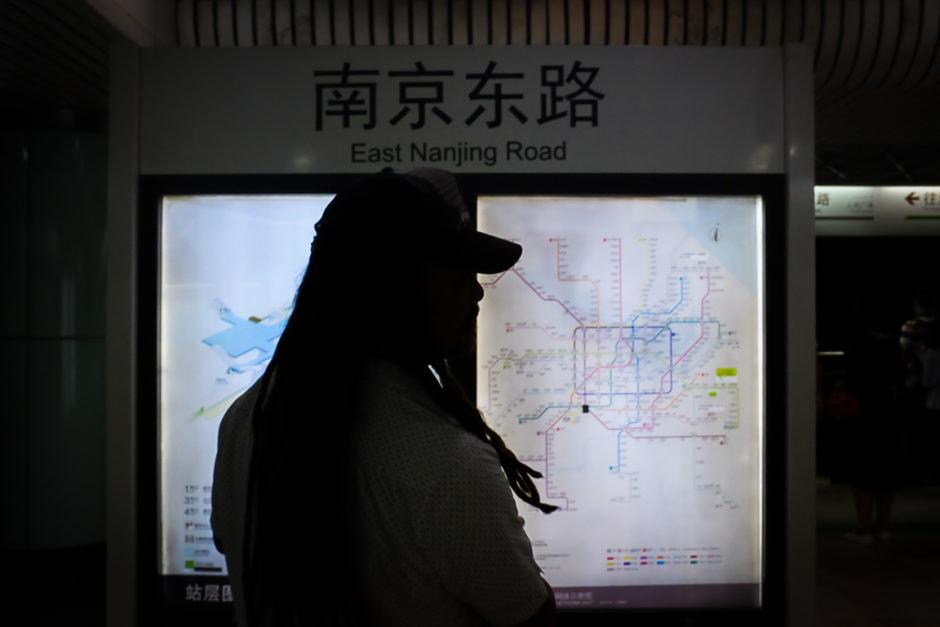 """""""Subway"""" Shanghai, 2018"""