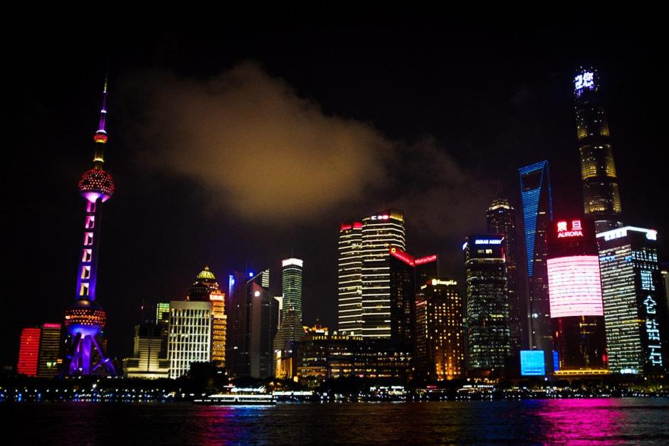 """""""Skyline"""" Shanghai, 2018"""