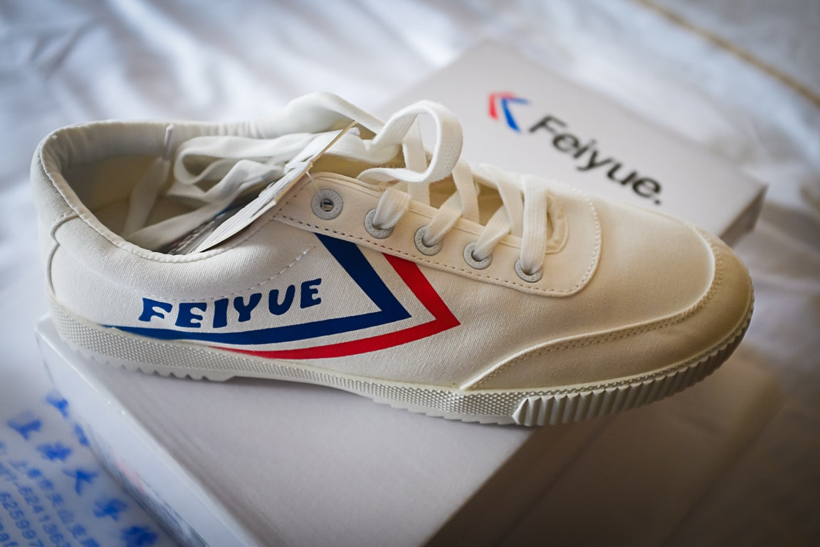 """Feiyue Shoes"" Shanghai, 2018"