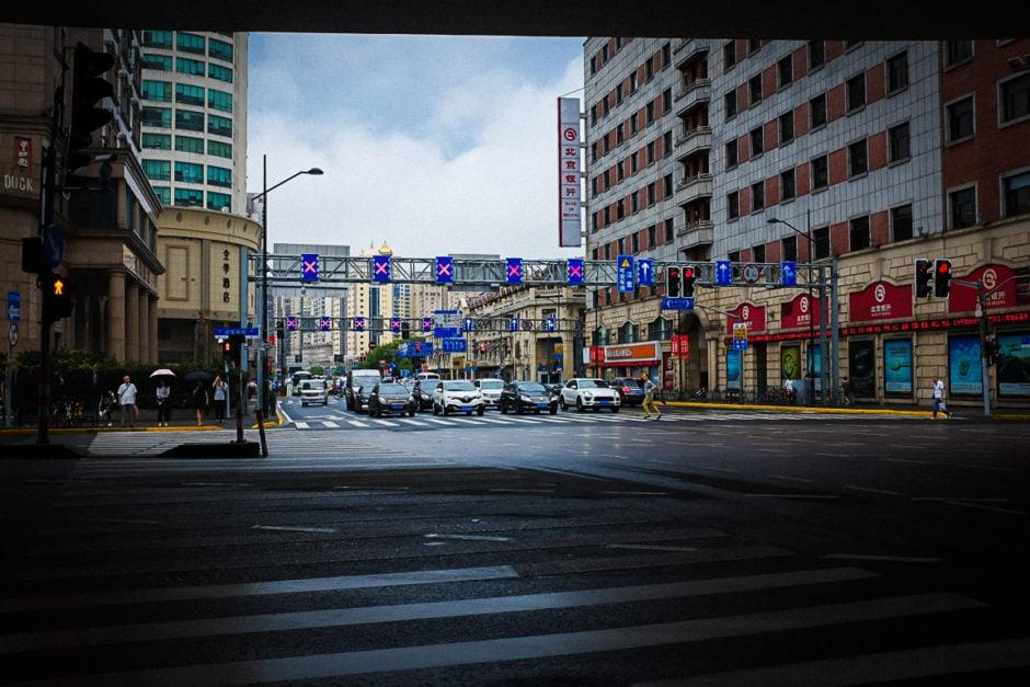 """""""Street"""" Shanghai, 2018"""