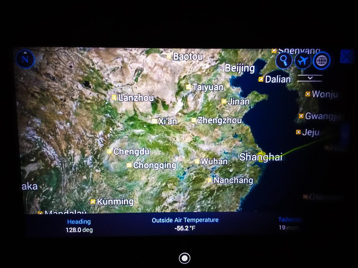 """""""China Map"""" Shanghai, 2018"""