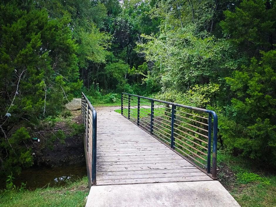 """Bridge Path"" Cedar Park, 2018"