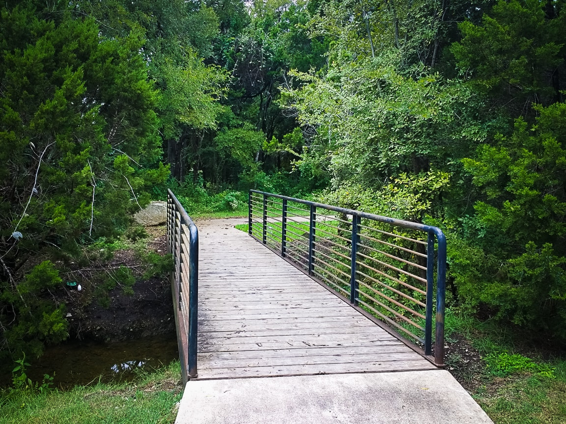 """Bridge Path"" Cedar Park, 2018"