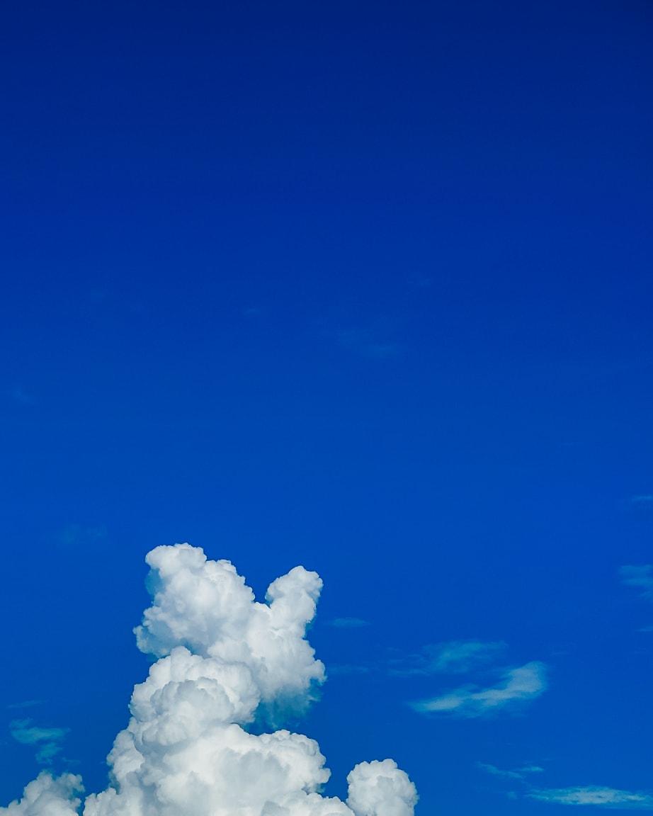 """""""Cloud"""" Cedar Park, 2018"""