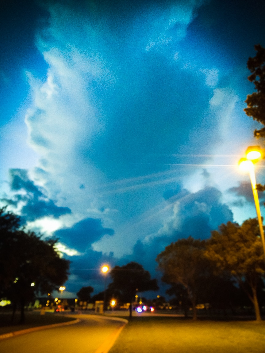 """Amazing Cloud"" Cedar Park, 2018"