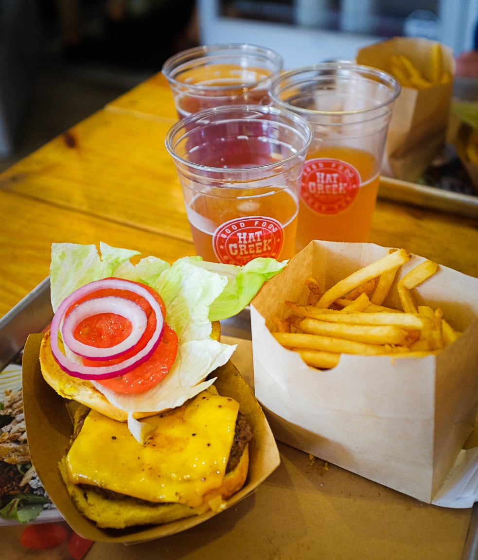 """American Lunch"" Austin, 2018"