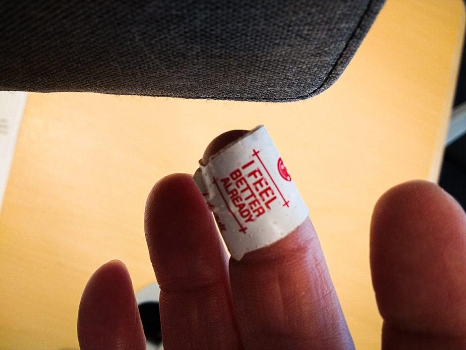 """""""Bandage"""" Austin, 2018"""