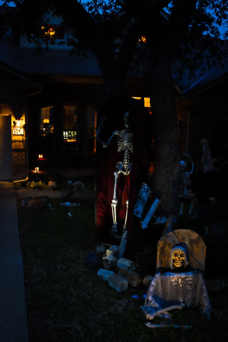 """Spooky"" Cedar Park, 2018"