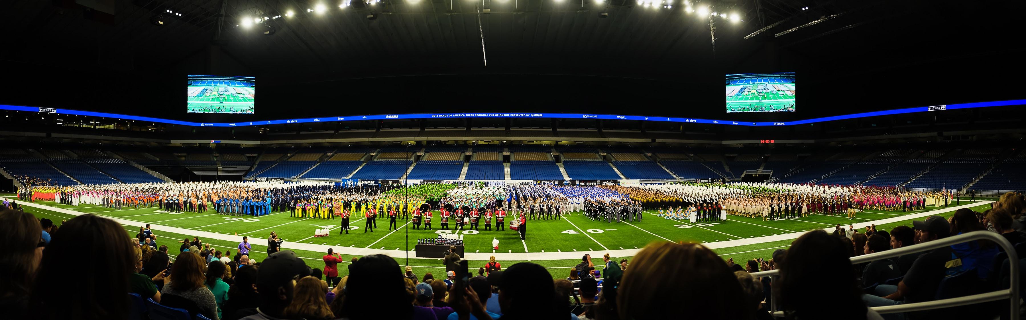 """Finalists"" San Antonio, 2018"