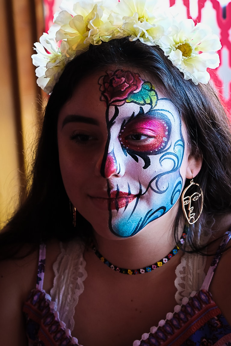 """Day of the Dead"" San Antonio, 2018"