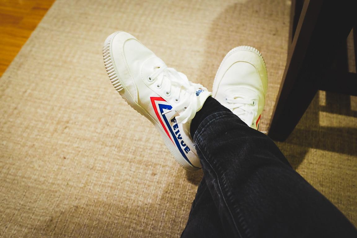 """""""White Sneakers"""" Austin, 2018"""