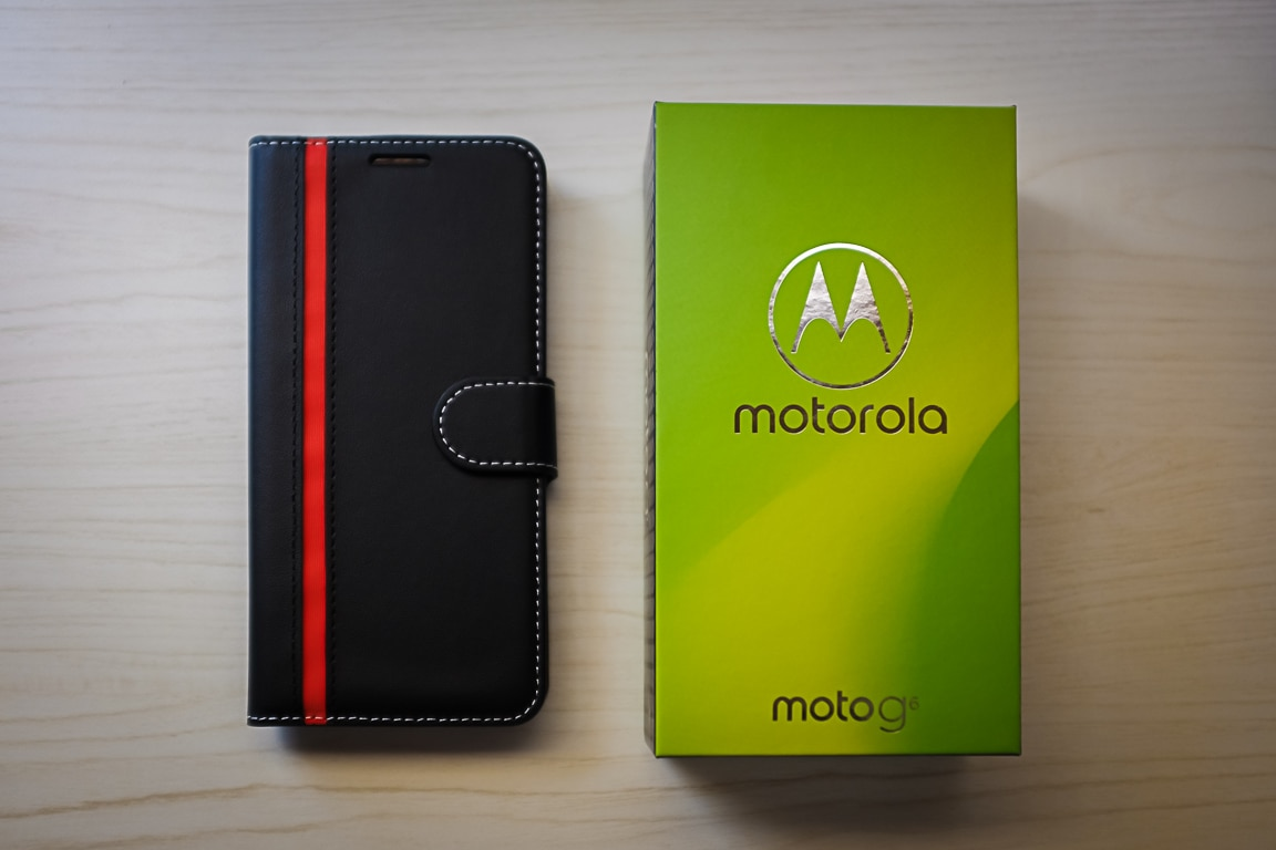 """Moto G6 and Case"" Cedar Park, 2018"