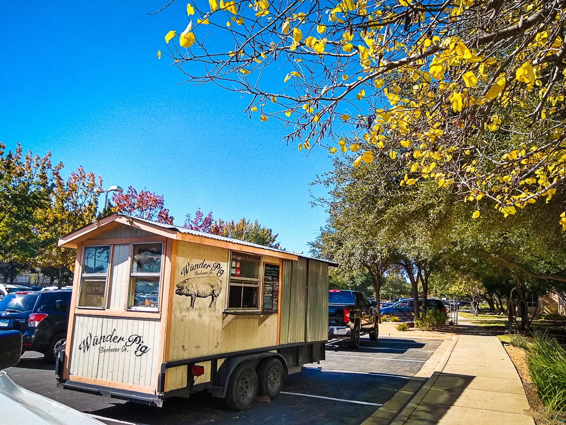 """Lonely Trailer"" Austin, 2018"